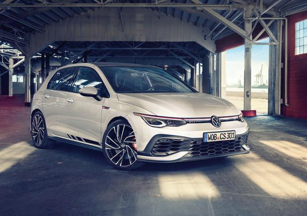 VW lanceert Golf GTI Clubsport