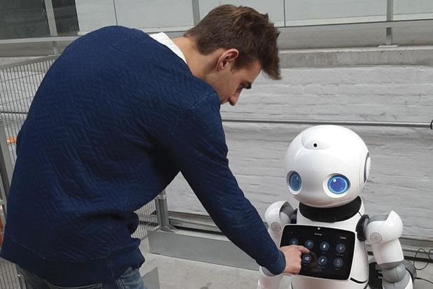 Robotland is een speeltuin met robots