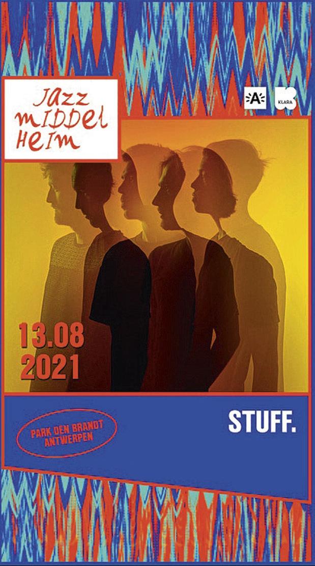 4x4 tickets Jazz Middelheim