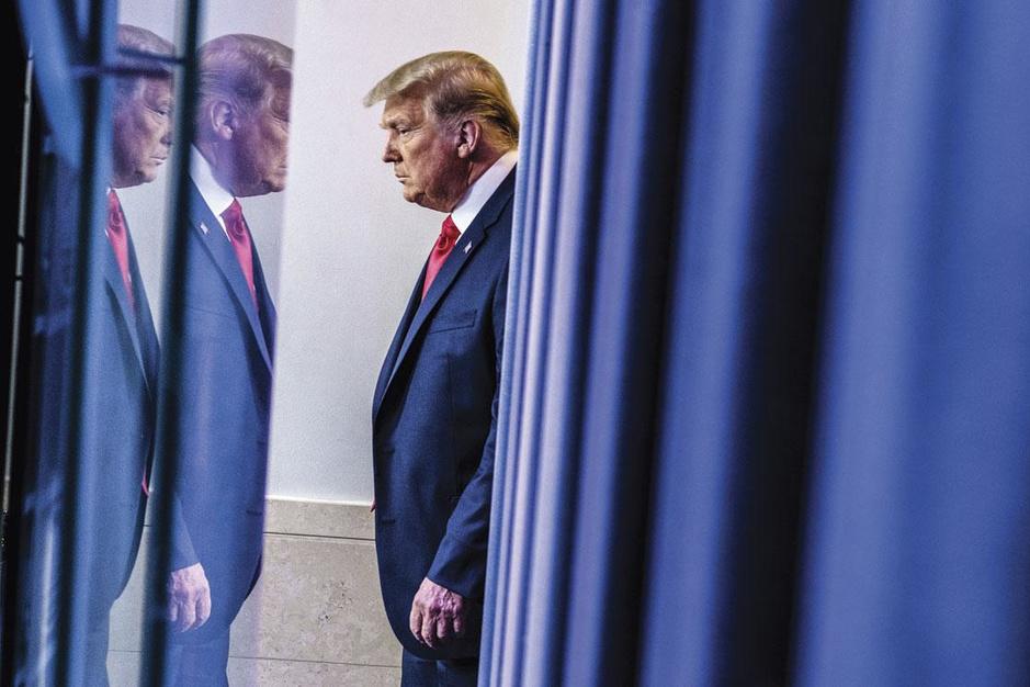 De berekende gok van Francis Fukuyama: 'Ik hoop dat Trump in 2024 weer kandidaat is'