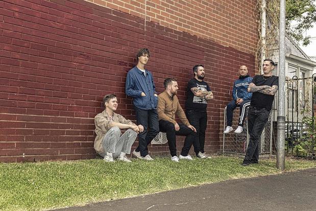 Op 'Welfare Jazz' maken Viagra Boys de frustratie en humor in hun groepsnaam waar