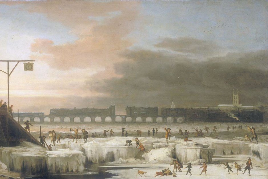 Historicus Geoffrey Parker over de lessen van de kleine ijstijd: 'We lopen altijd één ramp achter'