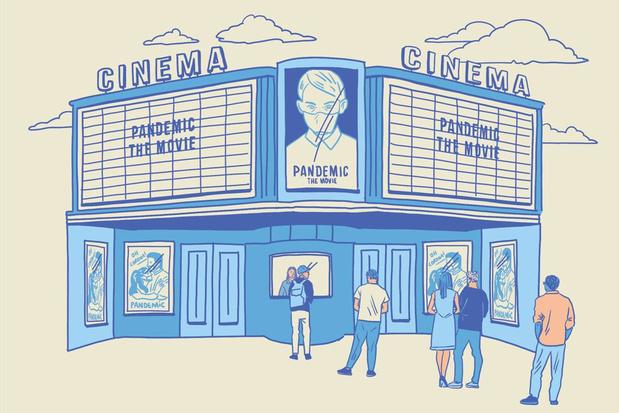 Bioscopen en theaterzalen mogen deuren opnieuw openen