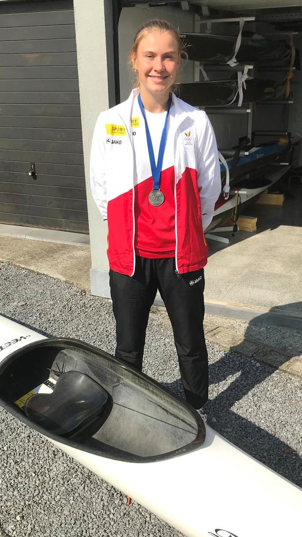 Medaille en ereplaatsen voor West-Vlaamse kajakkers op Olympic Hopes in Hongarije