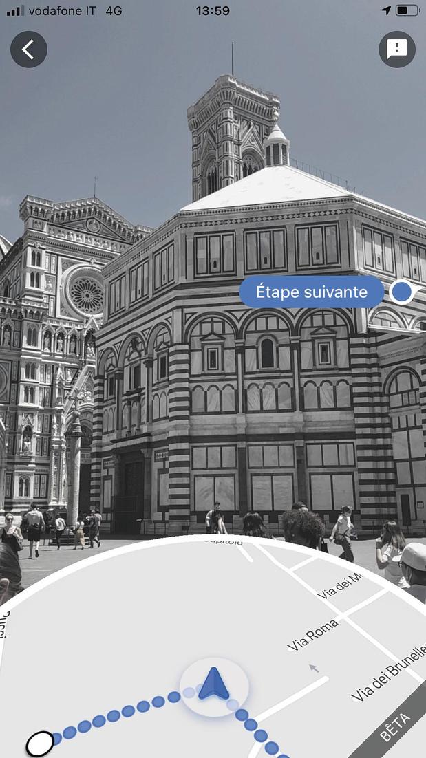 """Google Maps, le lucratif """"guide touristique"""" de Google"""