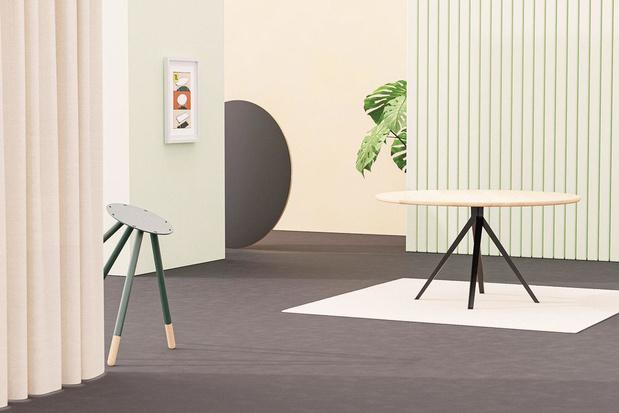 Topp and Legg combineert design met circulair ondernemen