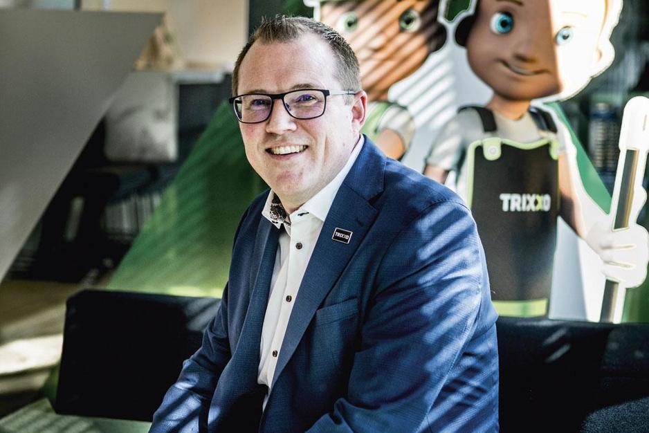 Limburgse Ambassadeur 'grote bedrijven' Trixxo Jobs: 'We waren nooit in angstmodus'