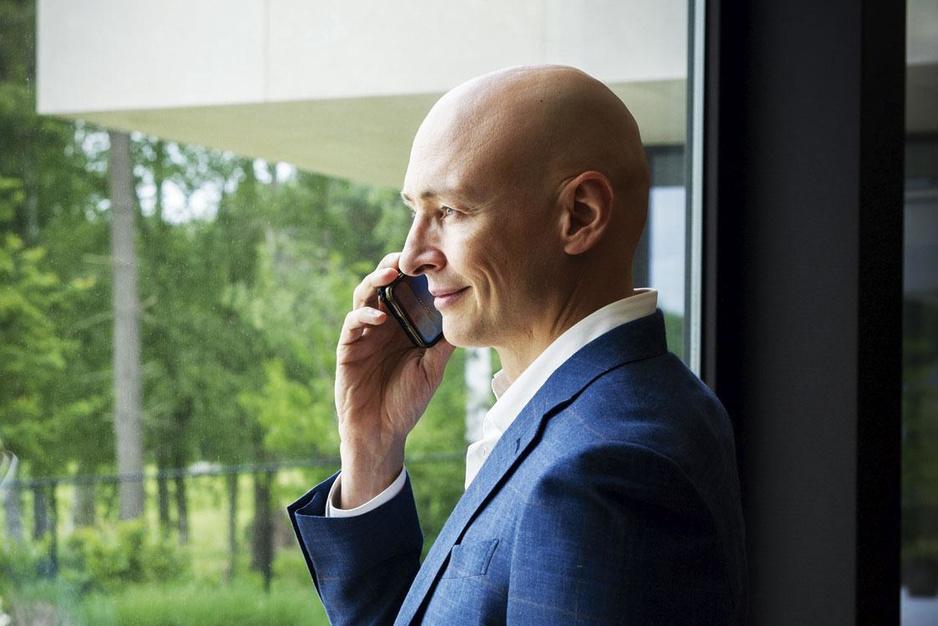 Serieondernemer Stijn Van Rompay: 'Zeer veel medicijnen kunnen worden verbeterd'