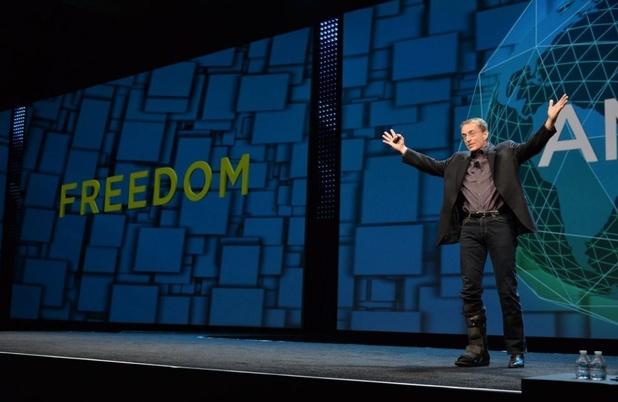 Intel ontvouwt ambitieus plan om de concurrentie bij te benen: nanometers zijn passé