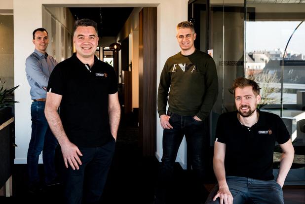 Nieuwe Belgische zakelijke internetprovider Connect27 gelanceerd