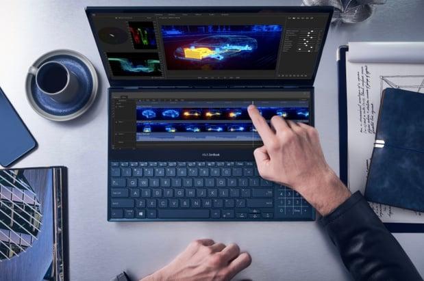 ASUS geeft laptops uit Zenbook-serie een upgrade