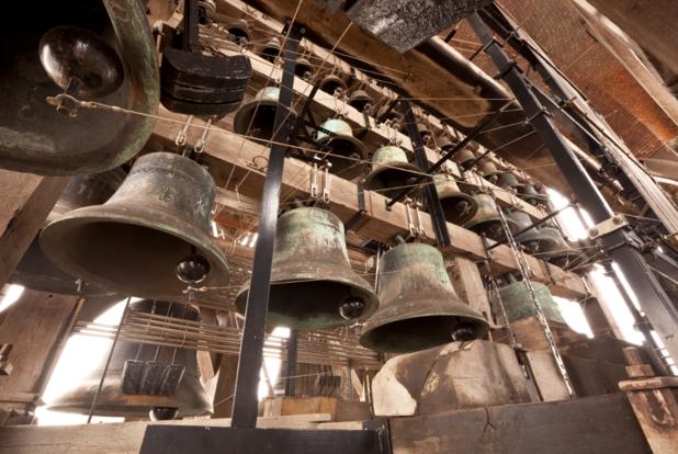 Ook Zegeklok van Brugse Belfort zal elke avond vijf minuten luiden