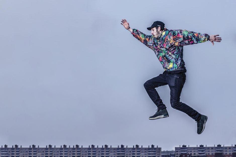 Froze, de man van 'Witte wolke': 'Ik ben bereid te bloeden om het tot succesvolle artiest te schoppen'