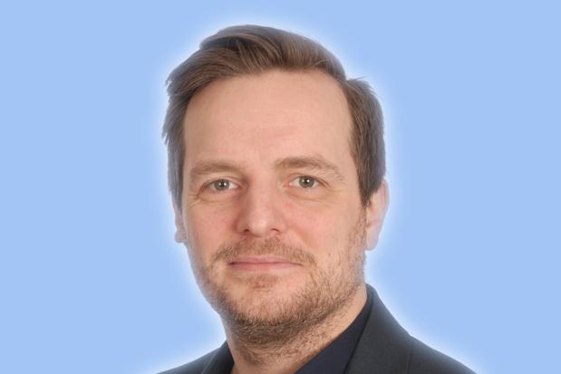 Koen Segers, élu Channel Personality of the Year