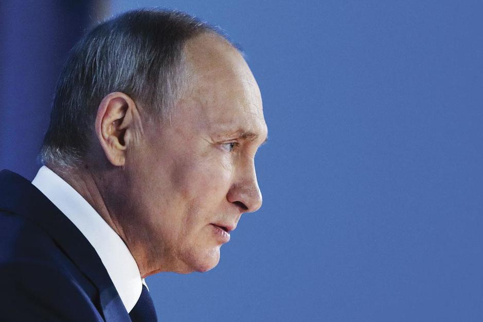 Rusland is een economische dwerg