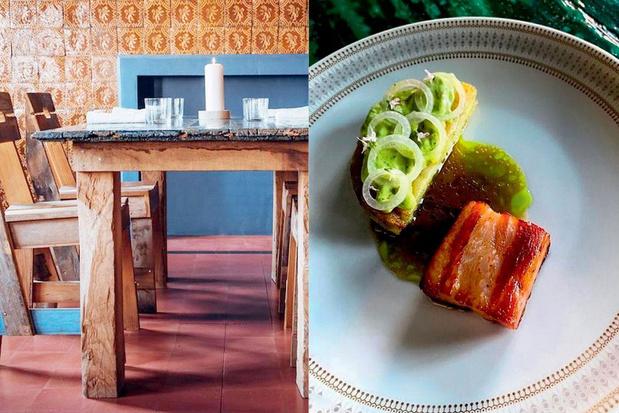 Restaurant De drie ridders presenteert streekproducten met gastronomisch schwung
