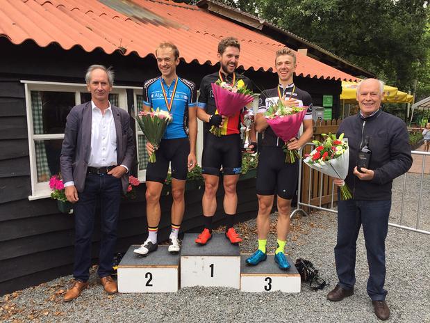 BK wielrennen voor medici op zondag 25 augustus in Oudenaarde-Welden