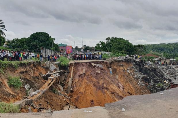 RDC: au moins 41 morts victimes de pluies diluviennes