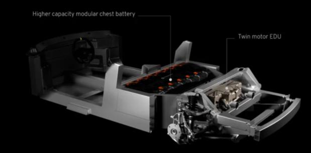 Lotus ontwikkelt EV-platform