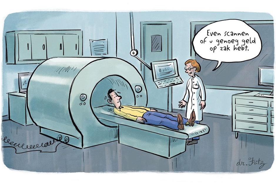 Ziek zijn in België is duurder dan u denkt: hoe houden we de factuur betaalbaar voor iedereen?