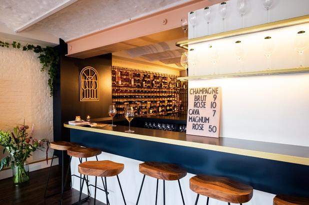 Eerste volautomatische wijnbar opent deuren in Antwerpen