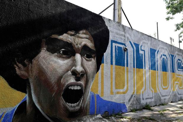Argentijns schrijver José Caldeira over Diego: 'Hij is bekender dan de paus. En hij is van ons!'