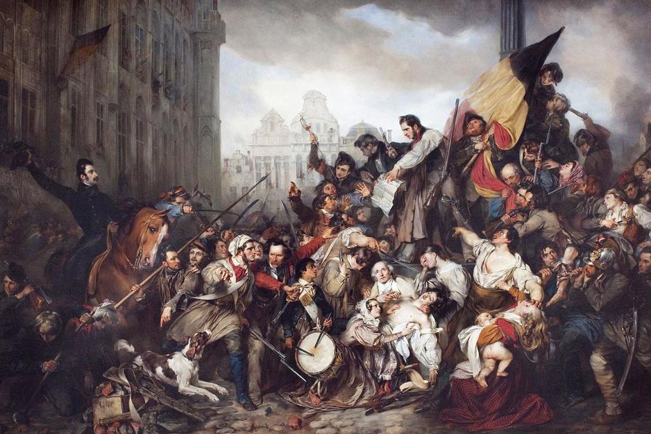 De vergeten strijders van de Belgische revolutie: 'Natuurlijk waren de onlusten in scène gezet'