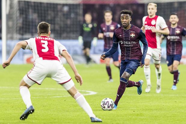 Willem II-revelatie Mike Trésor Ndayishimiye: 'Anderlecht speelde vreemde spelletjes'