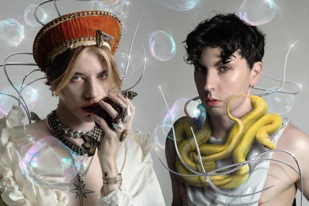 In première: Promis3 laat PC Music en renaissancekunst samensmelten op 'Don't Wanna Fall In Luv'