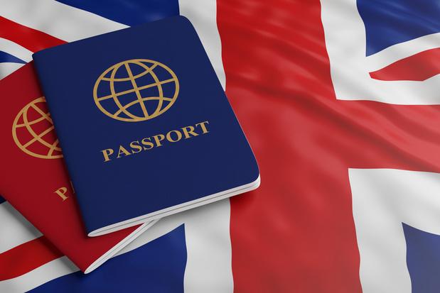 À partir du 1er octobre, le passeport sera obligatoire pour voyager au Royaume-Uni