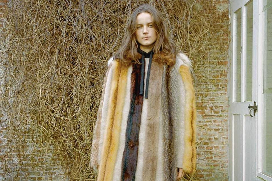 Mode uit eigen stal: ontwerpster Meryll Rogge lanceert haar eigen merk