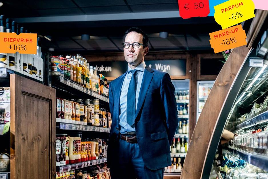 Retailexpert Pierre-Alexandre Billiet: 'De kreeften vliegen de winkels uit'