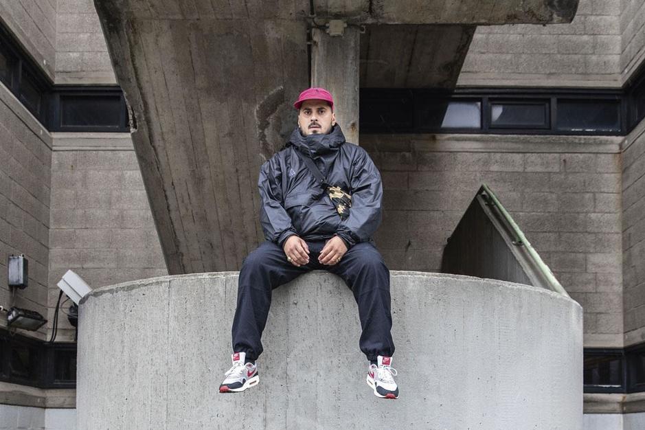 Rapper Zwangere Guy na twee platen in één jaar: 'Fuck it. Ik ben het waard'