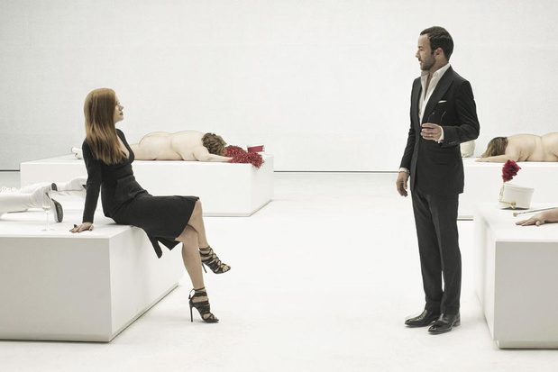 Tv-tip: 'Nocturnal Animals', broeierig relatiedrama van mode-ontwerper Tom Ford
