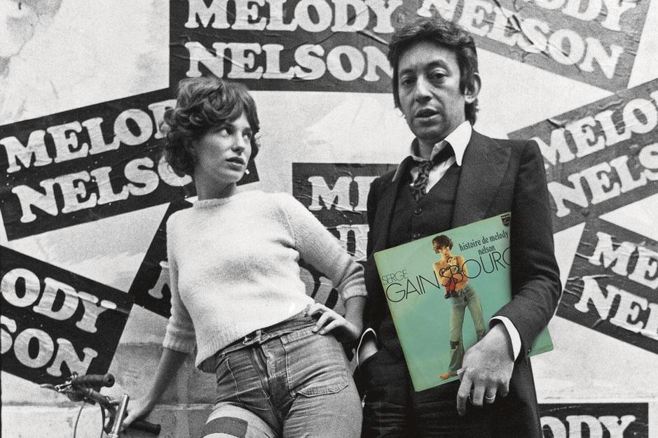 Van flop tot cultplaat: 'Histoire de Melody Nelson' van Serge Gainsbourg wordt vijftig