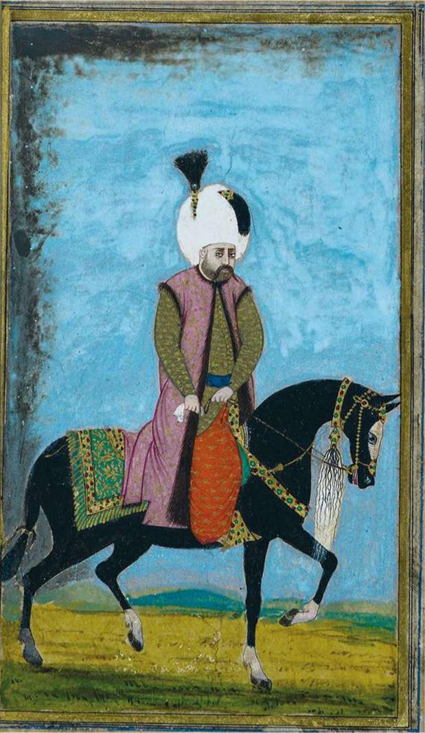 L'histoire des sept sultans