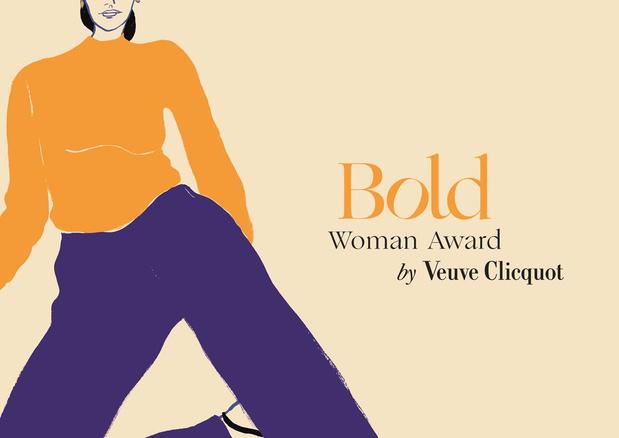 Veuve Clicquot organiseert eerste Belgische editie van Bold Woman Award: deze vrouwelijke ondernemers maken kans
