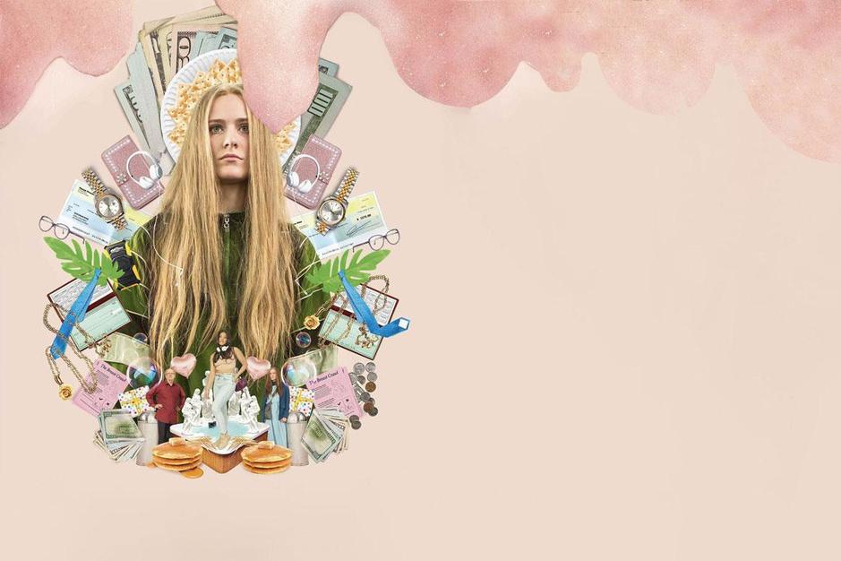 'Kajillionaire': in de wereld van regisseur Miranda July komt er roze schuim uit de muren