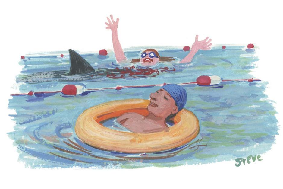 Factcheck: nee, dat zwemmen dé gezondste sport is, werd niet bewezen