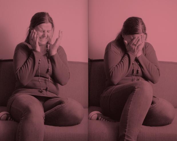 Fotograaf Peter Dekens start crowdfunding voor boek over ticstoornissen