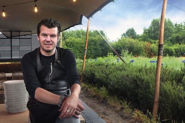 Chef-kok Gert De Mangeleer: 'Niemand bereikt de top alleen'