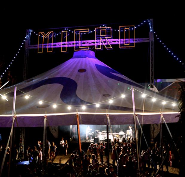 Gagnez ici des tickets pour le Micro Festival!