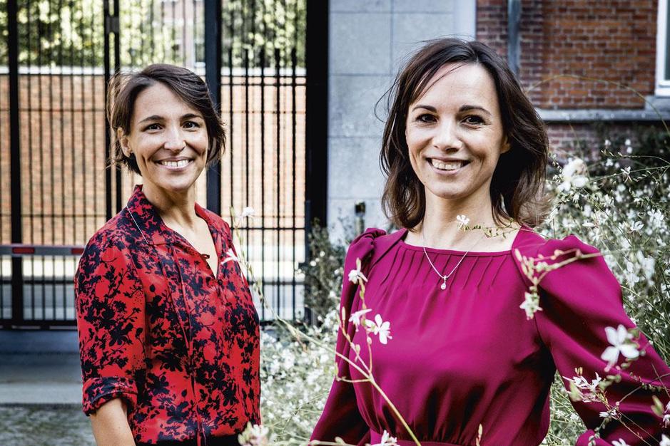 Vlerick-proffen Marion Debruyne en Katleen De Stobbeleir: 'We zijn allemaal een prachtige puinhoop'