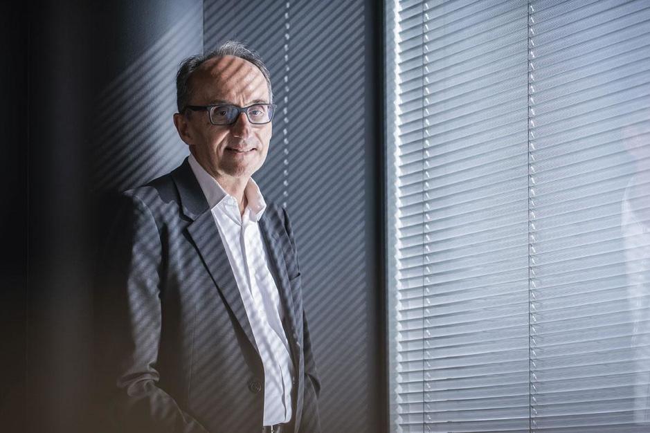 UCB-topman Jean-Christophe Tellier: 'Ik houd niet van het woord comfortabel'