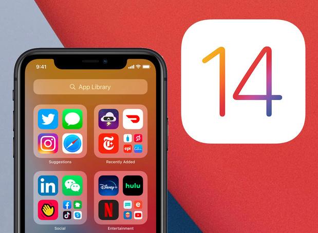 Apple lance iOS14 pour iPhone et iPad — Téléphone
