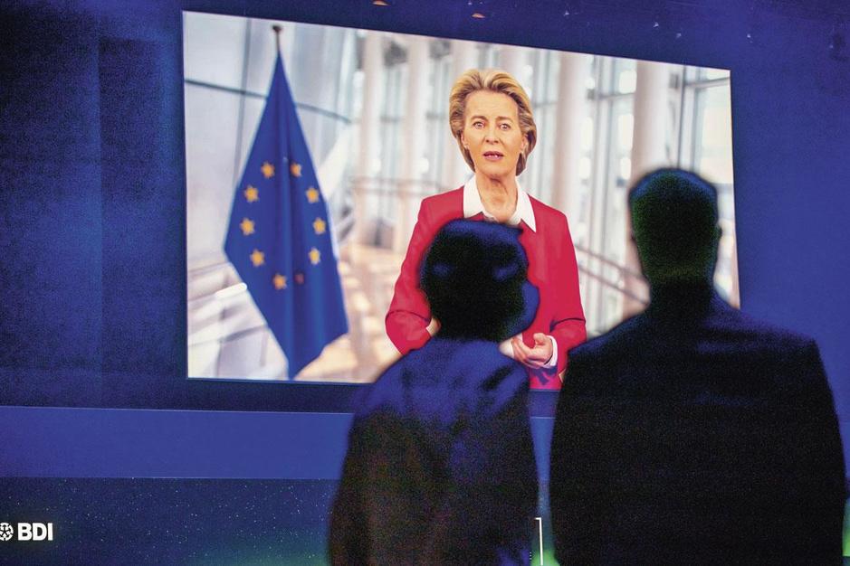 Is de Europese Unie sterker geworden door corona?
