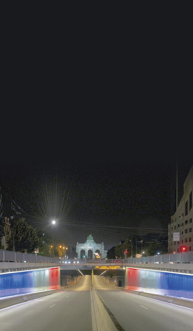 """Éclairage public: """"Dans 10 ans, les luminaires connectés seront la norme"""""""