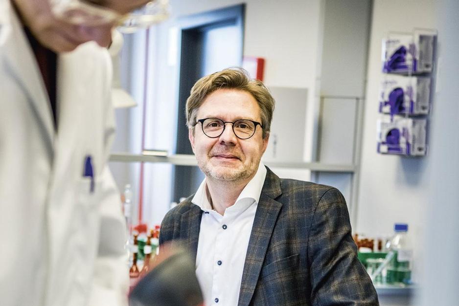 Harry Christiaens (CEO Ardena): 'Wij zijn een aannemer voor de biotech'