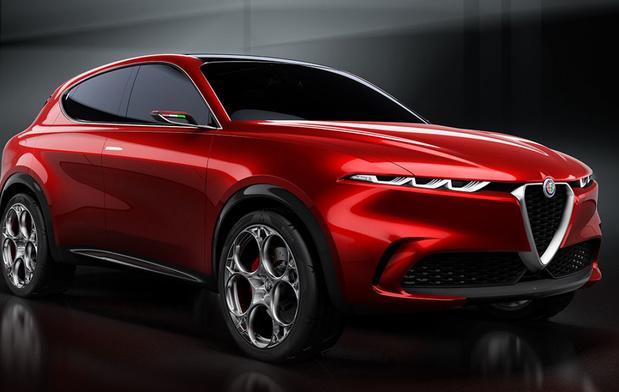 Alfa Romeo Tonale bijna productieklaar