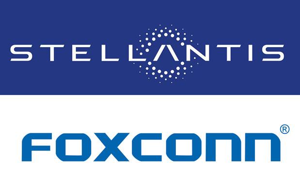 La maison mère de Peugeot et Fiat annonce une collaboration avec Foxconn